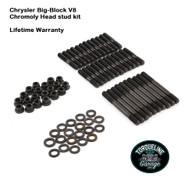 TLG Chrysler Big-Block V8 Head Stud kit - 8740 Chromoly steel