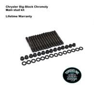 TLG Chrysler Big-Block 2-Bolt Main Stud kit - 8740 Chromoly steel