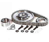 ROLLMASTER Gold Vernier timing chain set - DUAL ROW LS1/LS6