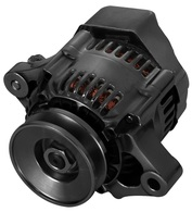 PROFLOW Universal Mini Style 80A Internal Regulator One Wire Alternator - BLACK