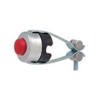 TLG Chrome Horn/Kill Switch - Red
