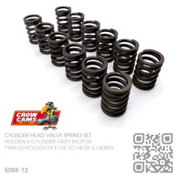 CROW Performance Valve Springs- Suit Holden 132/138ci Grey Motor