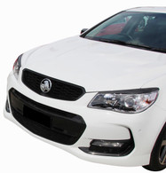 TLG Holden VF Commodore Headlight Eyelids - Gloss Black