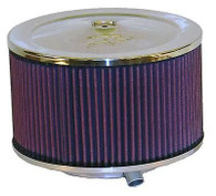 "K&N 9""x 5"" Air Filter Assembly"