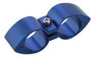 PROFLOW Hose Separator - AN4 BLUE