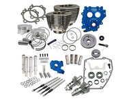 S&S Harley Power Package Big Bore Kit for Gear Drive