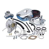 S&S Super E Shorty Carburettor Kit - Harley Big Twin 1993-99 EVO