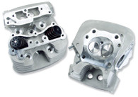 S&S Super Stock 89cc Cylinder Head Kit Silver Twin Cam 88 '99-05