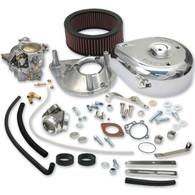 S&S Super E Complete Carburettor Kits Shovelhead Big Twin 1979-84