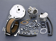 S&S Super G Shorty Carburettor Kit Twin Cam '99up
