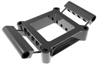 PROFLOW Fuel Injection Plate BLACK