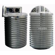 MOON Finned Aluminium Remote Oil Filter