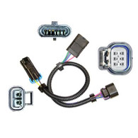 TLG GM LS 8pin to 6pin Throttle Body Wiring Adaptor Harness