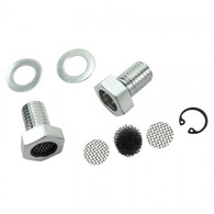 TC BROS Breather Bolts For 1991-UP Sportster & EVO Big Twin