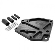 TC BROS. Billet Sprocket Cover for 86-03 Sportster - Black