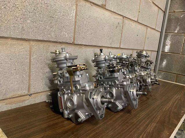 JP PERFORMANCE DIESEL Injector Pump & Injector kit - TD42 - 11mm