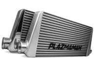 PLAZMAMAN 470x350x76 Pro Series Intercooler - RAW
