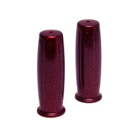 POSH JAPAN Barrell Grips - Flake Red 7/8""