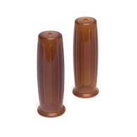 POSH JAPAN Barrell Grips - Toffee 7/8""