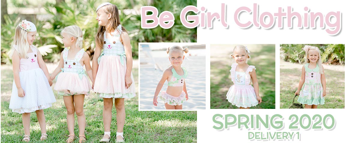 Be Girl Clothing Spring 2020 Delivery 1