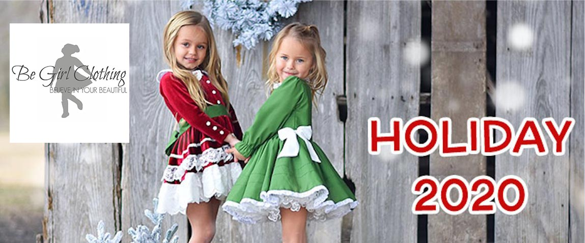 Be Girl Clothing Holiday 2020