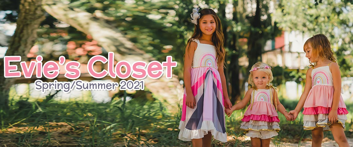 Evie's Closet Spring Summer 2021