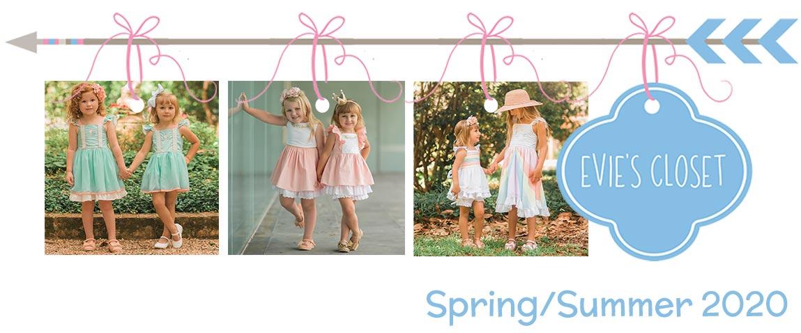 Evies Closet Spring Summer 2020