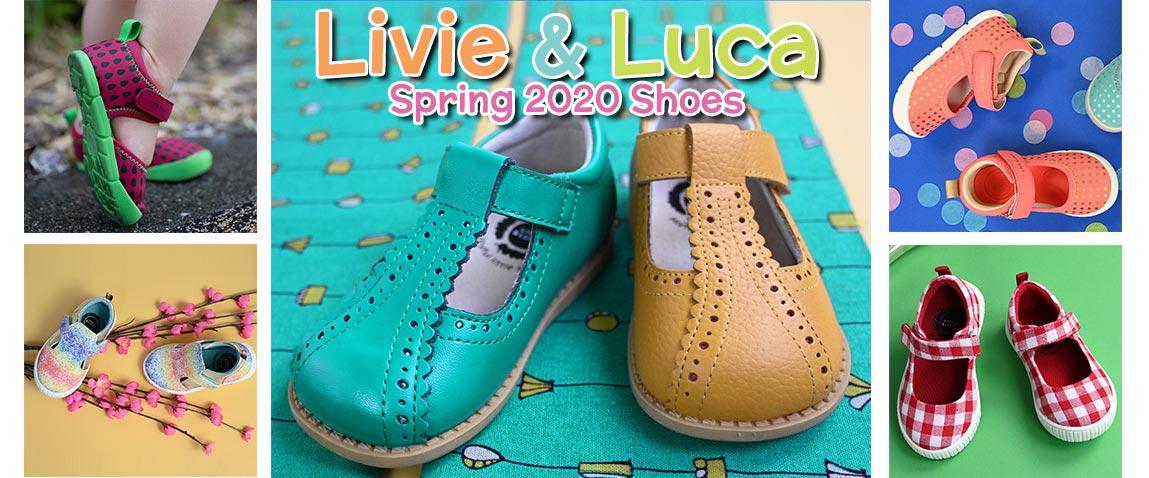 Livie & Luca Spring 2020 Shoes