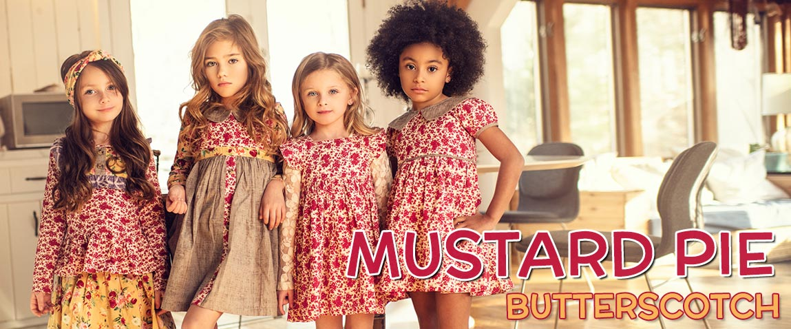 Mustard Pie Fall 2019