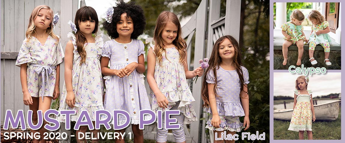 Mustard Pie Spring 2020 Delivery 1