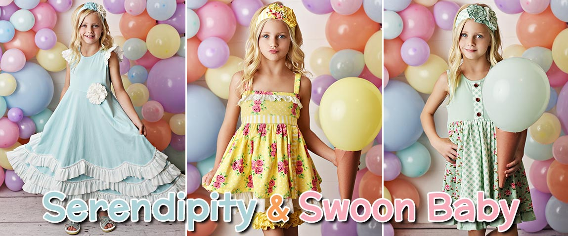 Serendipity & Swoon Baby Clothing Spring 2020