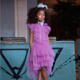 Tutu Du Monde As Time Goes By Charade Tutu Dress - Black Currant