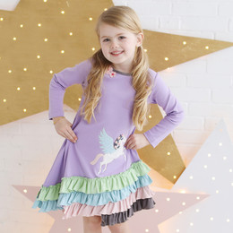 Lemon Loves Lime   Dreamy Unicorn Dress - Rhapsody