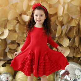 Lemon Loves Lime   Vintage Dress - True Red