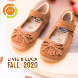 Livie & Luca   Willow Shoes - Camel (Fall 2020)