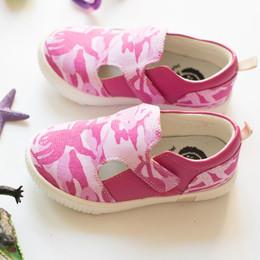 Livie & Luca   Hop Shoes - Pink Sloth Camo (Fall 2020)