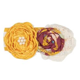 Haute Baby       Mulberry Bloom Headband
