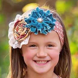 Haute Baby       Vintage Bouquet Headband