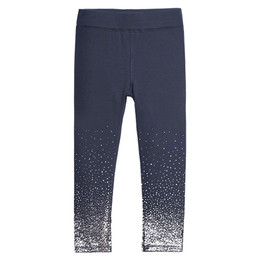 Imoga  Adele Metallic Ombre Leggings - Navy