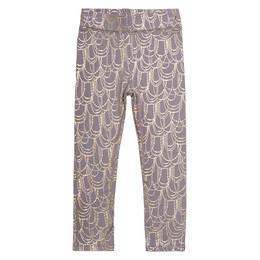 Imoga  Alyssa Graphic Print Leggings - Jewel Ash