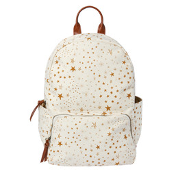 Rylee & Cru   Enchanted Forest Dome Backpack - Starburst - Natural (Drop 1)