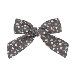 Rylee & Cru   Enchanted Forest Bow - Indigo Ditsy (Drop 1)
