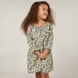 Rylee & Cru     Enchanted Forest Sadie Dress - Enchanted Garden - Ivory (Drop 2)