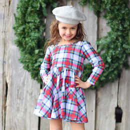 Be Girl Clothing       Holiday Allie Dress