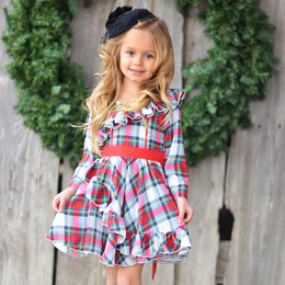 Be Girl Clothing        Holiday Mallory Dress