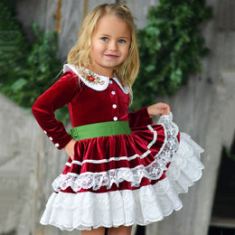Be Girl Clothing        Holiday Sloane Dress