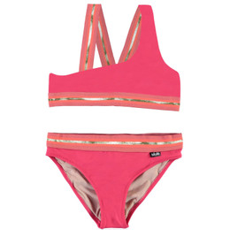 Molo Nicola 2pc Bikini Swimsuit - Rasberry