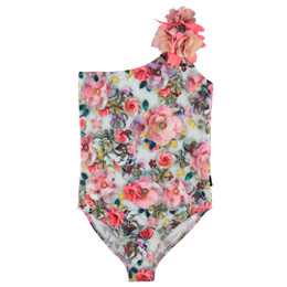 Molo    Nai 1pc Swimsuit - Sequins Flowers