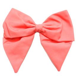 Be Girl Clothing        Bunny Winks Classic Bow - Muskmelon