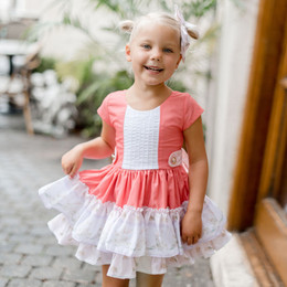 Be Girl Clothing        Bunny Winks Carolyn Dress